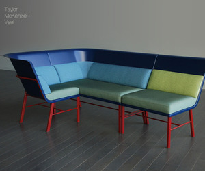 Granoff couch by Taylor McKenzie-Veal