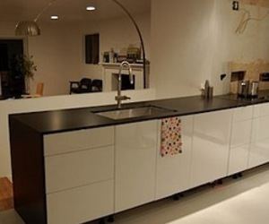 Grassroots Modern's Trespa Top Lab Plus countertops