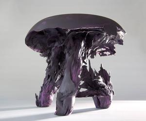 Gravity Stool by Jolan Van Der Wiel