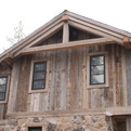 Gray Barn Wood Siding