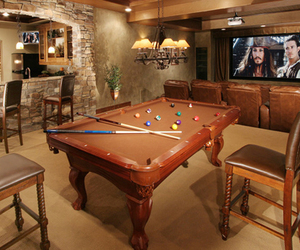 Great Man Cave Designs