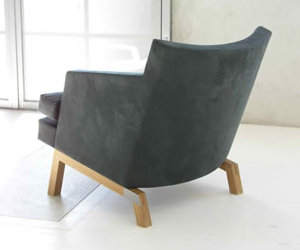 Great Nordic Design's Gothem Armchair