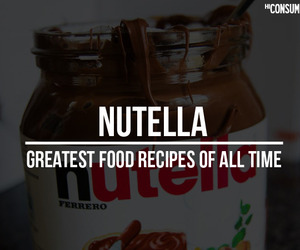 Greatest Nutella Recipes