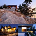 Green Architecture of Cliff House by Altius Architecture