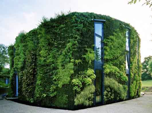 Green Building Construction By Samyn And Partners