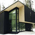 Green Construction of Pioneer Cabin by Form & Forest