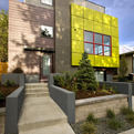 Green Cube in Colorado |  RE.DZINE