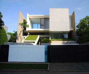 Green Home Design of Tan Residence