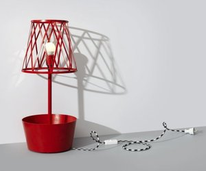 Green Lamp by SIESTA Studio