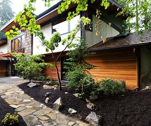 Green Modern Classic Home by PLACE