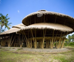 Green School by PT Bambu