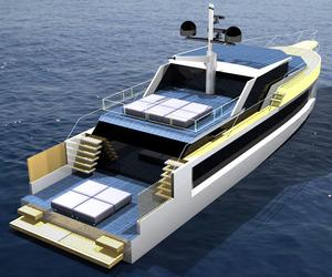 Green Yachts Zero 80 - Eco Yacht