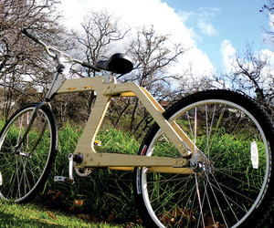 Greencycle-Eco Bike by Paulus Maringka