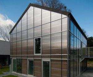 Greenhouse By Carl Verdickt