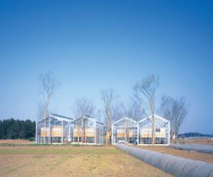Greenhouse Commune in Japan