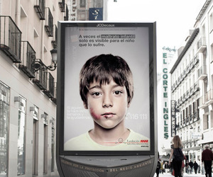 GREY: Only for Children Ad campaign