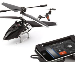 Griffin Helo Tc Helicopter Controlled by Iphone