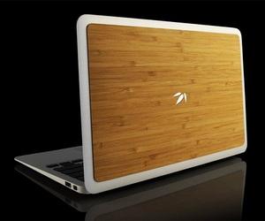 Grove Bamboo Backs for MacBook
