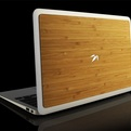 Grove Bamboo Backs for MacBook