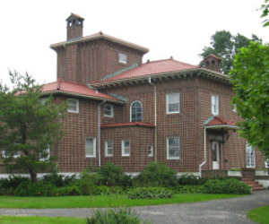 Guastavino House in Bayshore, New York