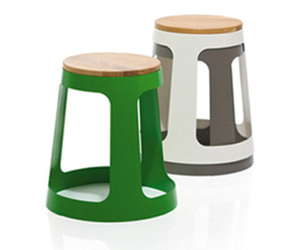Guest Stools by Mathias Hahn
