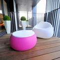 Gumball Armchair design by Alberto Brogliato