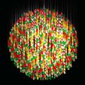 Gummi Light Candelier by Jellio