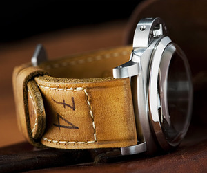 Gunny Straps | Watch Vintage Leather Straps