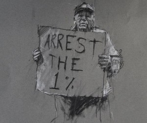 Guy Denning Homeless Artist From Occupy Wall Street