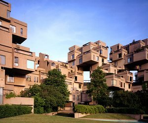 Habitat 67: Montreal's City Within a City