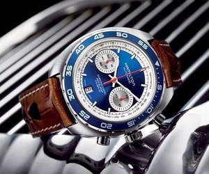 Hamilton Pan Europ Chronograph Watch