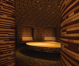 Hammam at the Palms Place Hotel
