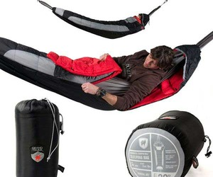 Hammock Compatible Sleeping Bag from Grand Trunk