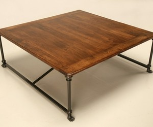 Hand Made Custom Coffee Table
