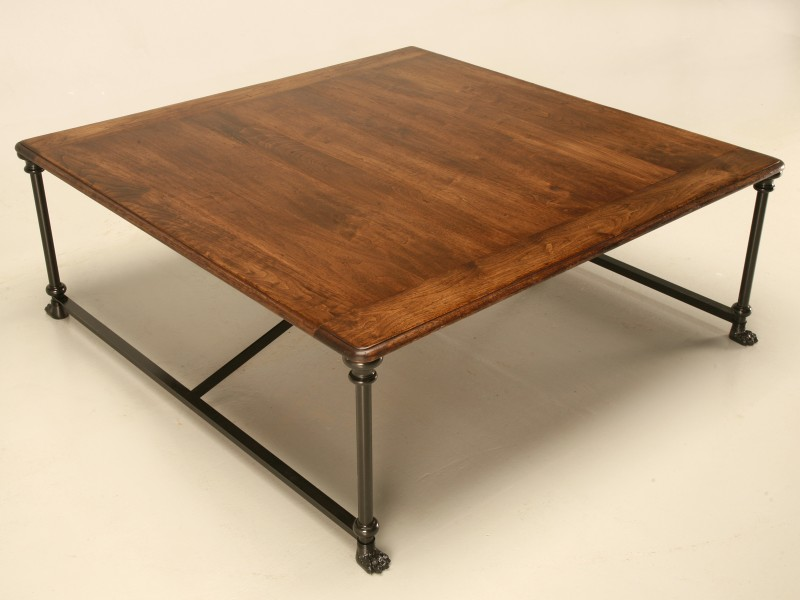 - Hand Made Custom Coffee Table