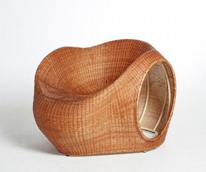 Amalia Chair: Hand Woven Chair