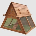 Handcrafted Chicken Coops by Drew Waters