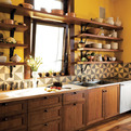 Handcrafted Kitchen