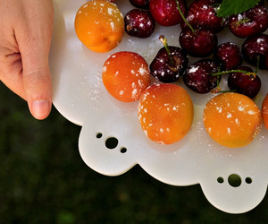 Handcrafted Ornated Marble Serving Platter by Marblellous.