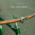Handcrafted Wooden Handlebars for Bikes