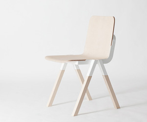 Handle Chair by Peter Johansen