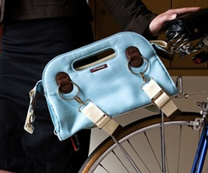 Handlebar Bag and Bike Rack Bag by Po Campo