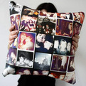 Handmade Pillows From your Instagram Images