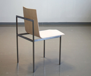 Hanger chair by Andras Kerekgyarto