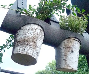 Hanging Planter by Art Terre