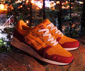 Hanon x Asics Gel-Lyte III 'Wildcats' Sneakers