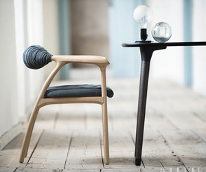 Haptic chair by Trine Kjaer