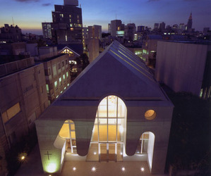 Harajuku Church by Ciel Rouge Creation