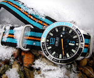 Harbormaster Spinnaker Diving Watch | by Stolas