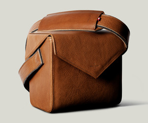 Hard Graft Frame1 Camera Bag / Heritage